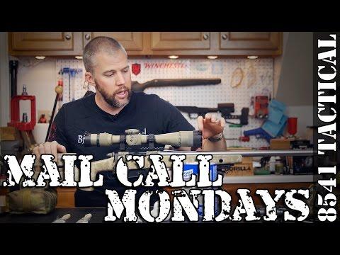 Mail Call Mondays Season 4 #17 - Cleaning Precision Rifle Scope Optics