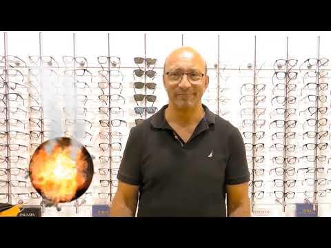 Το Τρελό Λεπτό/ The Mad Minute #92- with entrepreneur and optometrist, George Tsenkas,