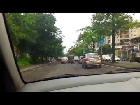 Driving Navi Mumbai