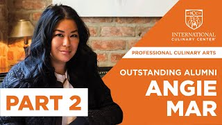 Chef Angie Mar - ICC Outstanding Alumni 2018 (Pt 2)