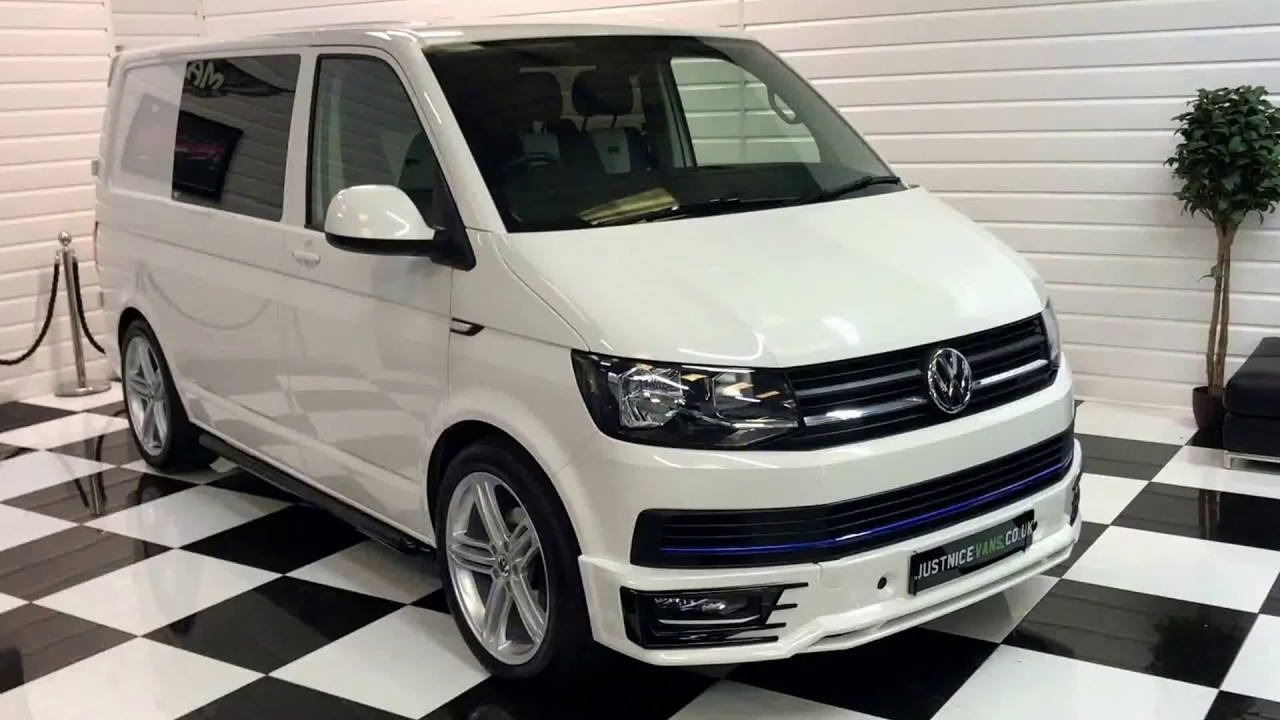 2016 16 volkswagen transporter t6 highline 2 0 tdi 6. Black Bedroom Furniture Sets. Home Design Ideas