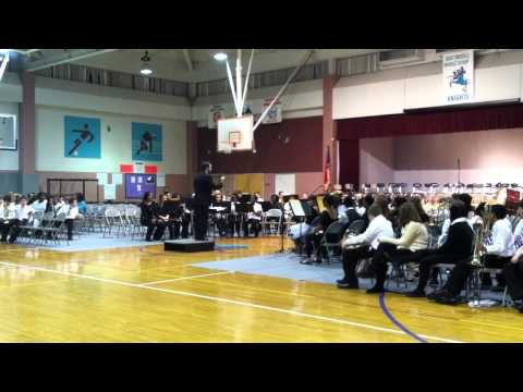 east iredell middle school band 6th grade