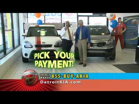 LaFontaine Kia - Pick Your Payment Event - Dearborn, MI