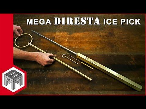MEGA DiResta Ice Pick – A gift for Jimmy