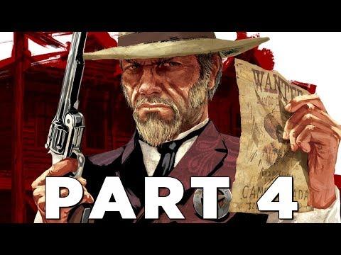 RED DEAD REDEMPTION 2 ONLINE Walkthrough Gameplay Part 4 - MORALS (RDR2 Online)