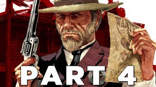 RED DEAD REDEMPTION 2 ONLINE Walkthrough Gameplay Part 4 - MORALS (RDR2 Online)