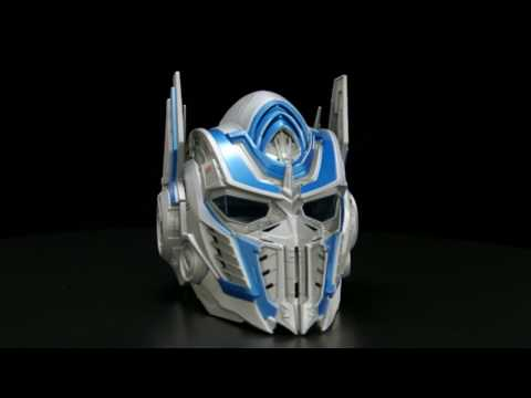 Transformers The Last Knight - Optimus Prime Voice Changing Helmet