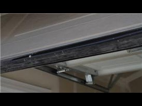 Garage Door Help How To Keep A Garage Door From Sticking In