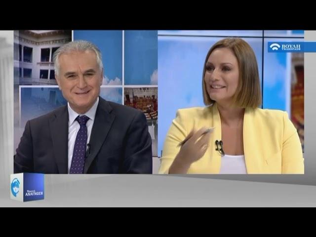 Ο Σ. Αναστασιάδης στο κανάλι της Βουλής 31.07.2019