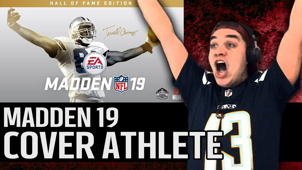 Madden 19 Cover Athlete Revealed! Pre Order Content CONFIRMED