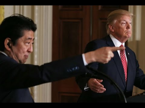 🚨BREAKING: President Trump and PM Shinzo Abe HIGH ENERGY Joint Press Conference in Tokyo Japan