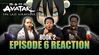 The Blind Bandit | Avatar Book 2 Ep 6 Reaction