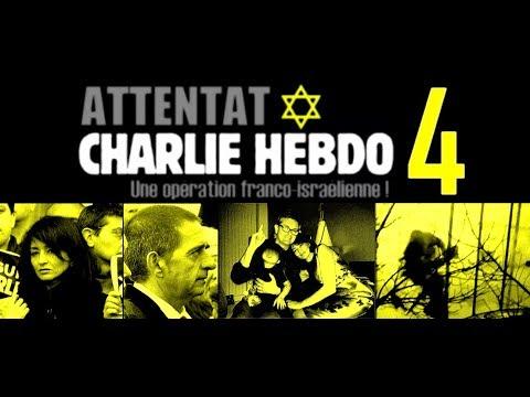 ADBK : Attentat De Charlie Hebdo - Une Opération Franco-israélienne ! 4