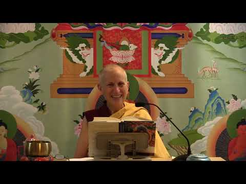 28 Approaching the Buddhist Path: Authenticity of the Mahayana Scriptures 03-1-19