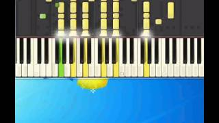Baby it's you   Beatles [Piano tutorial by Synthesia]