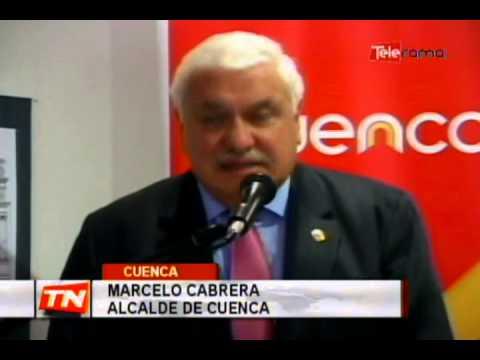 Alcalde Cabrera presenta informe de movilidad