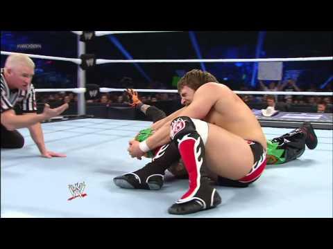 Team Hell No vs. Sin Cara & Rey Mysterio: SmackDown, Feb. 1, 2013