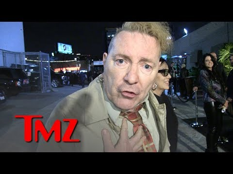 Johnny Rotten Emotional Over Prodigy's Keith Flint's Death,