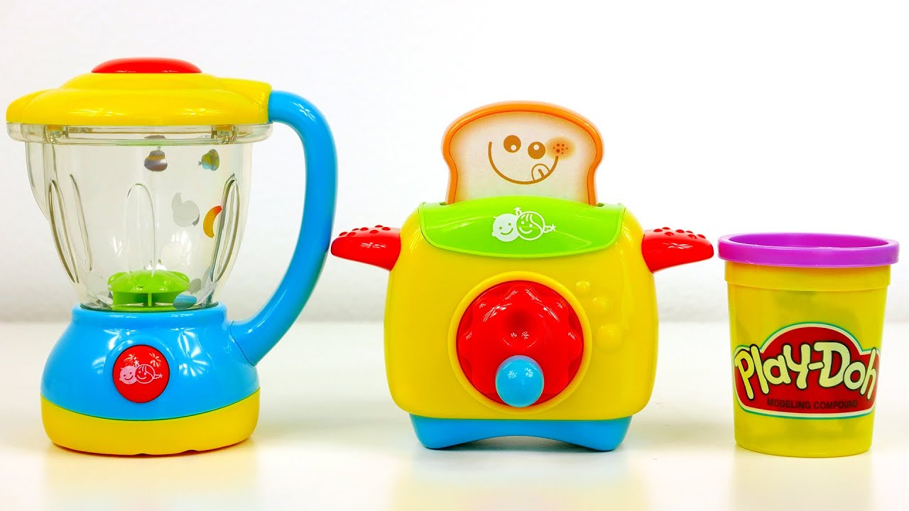Play Right Toy Kitchen Appliances