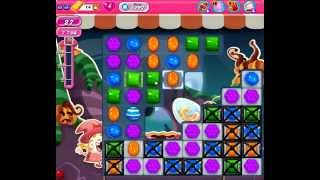 Candy Crush Saga Nivel 1297 completado en español sin boosters (level 1297)