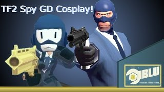 "[NA Lost Saga] - Team Fortress 2: Spy GD ""Cosplay"" preview"