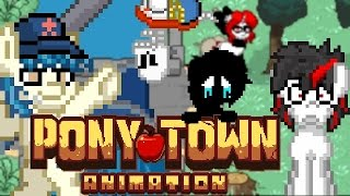 Pony Town Animation #2: Servers