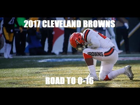 2017 Cleveland Browns: Road to 0-16