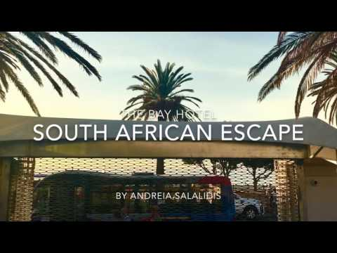 The Bay Hotel, the hot spot of Camps Bay