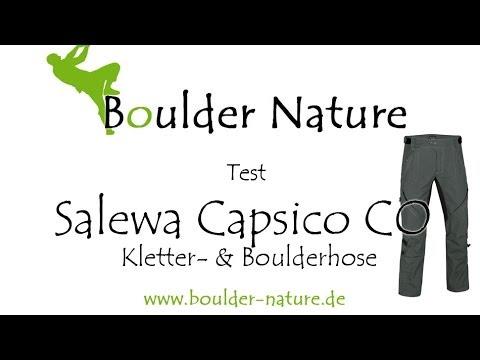 meet 47c3c c6ba2 Salewa Capsico CO - Test & Hands on | Kletterhose & Boulderhose