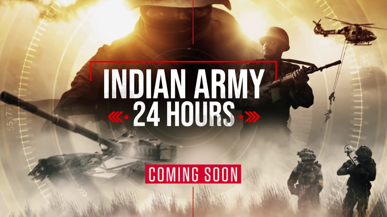 Indian Army 24 Hours - Hindi Trailer