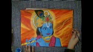 Painting Of Lord Krishna