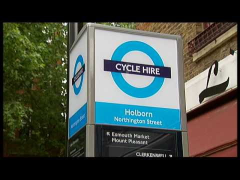 Boris Bikes: London sees launch of new cycle hire scheme