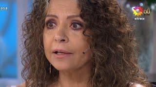 Patricia Sosa se emocionó al contar el encuentro con su hija después de cinco meses sin verla YouTube Videos
