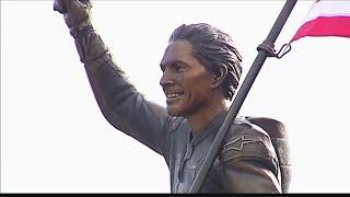 Owensboro Unveils Nicky Hayden Statue
