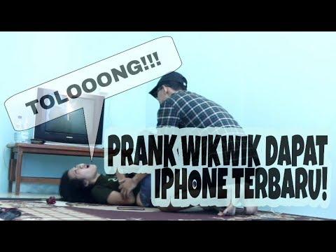 PAKSA PACAR WIKWIK! DI IMING IMINGI IPHONE 11 🤩