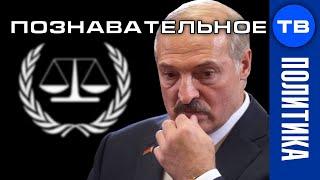 Почему Европа хочет судить Лукашенко в Гааге (Познавательное ТВ, Артём Войтенков)