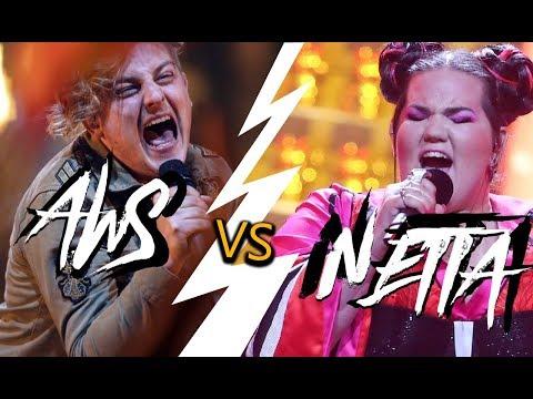 NETTA ft. AWS - Viszlát Toy [Eurovision 2018]