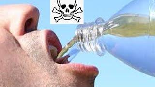 Agua mineral ¿Veneno embotellado?