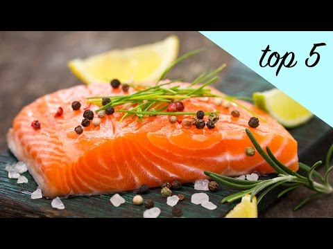 Top 5 Benefits Of Salmon