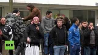 Germany: Tensions escalate at Wuppertal Salafist rally