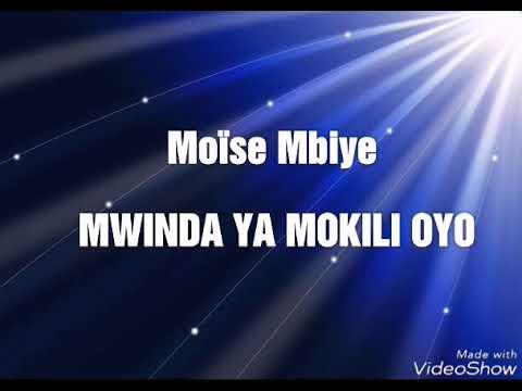 mwinda ya mokili oyo moise mbiye