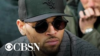 Chris Brown in custody, accused of rape in Paris