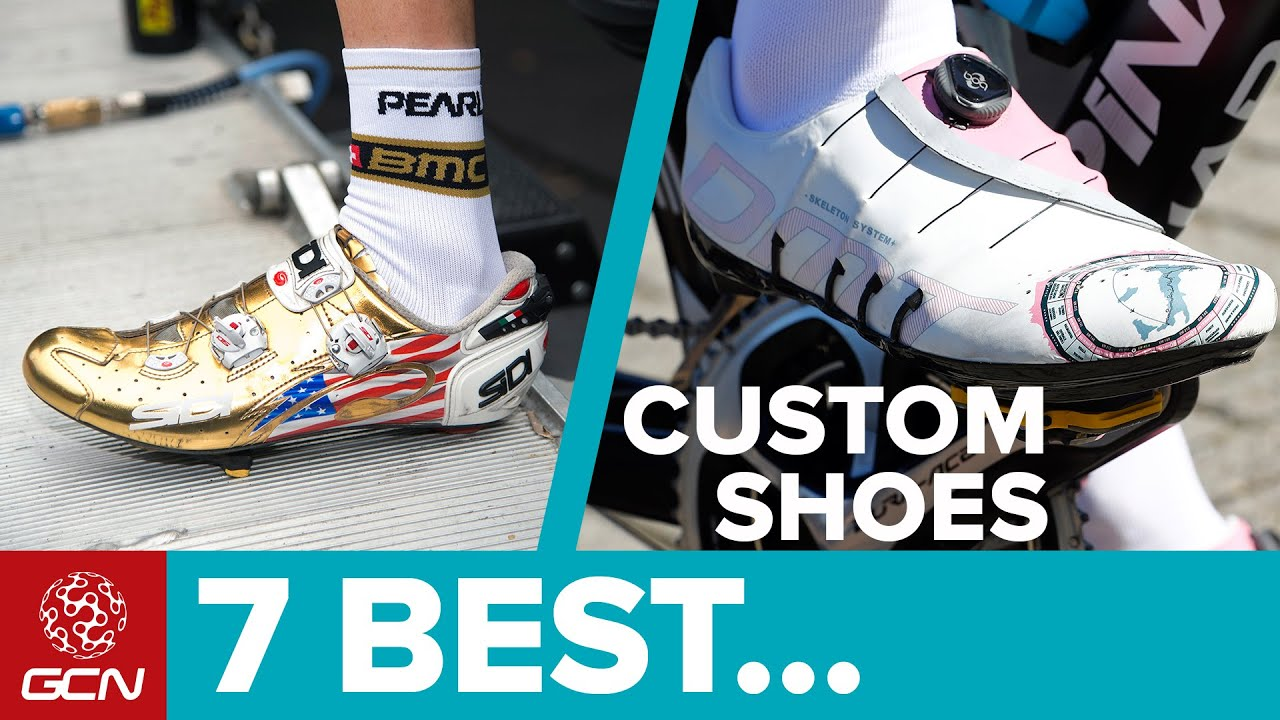 7 Awesome Custom Cycling Shoes. Global Cycling Network