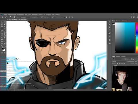 Thor │Speedpaint (Photoshop)