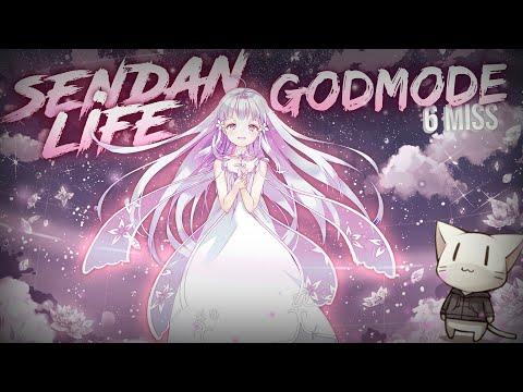 Osu! GODMODE On 10⭐SENDAN LIFE | WhiteCat