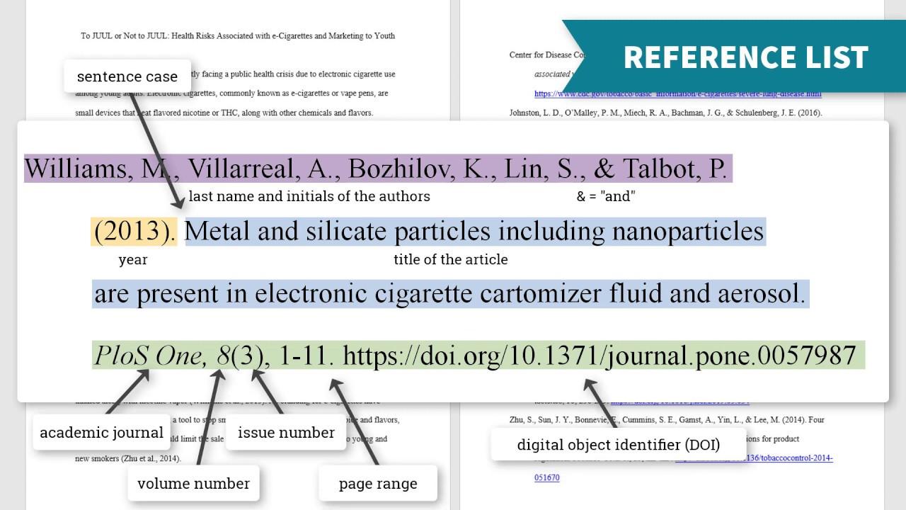 APA 22th Ed. - Citation - LibGuides at California State University