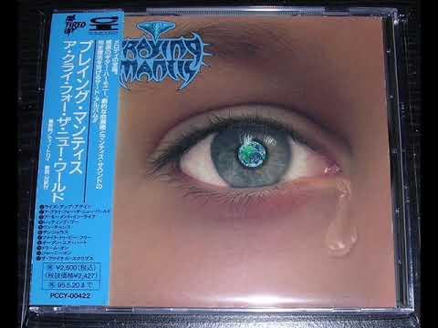 Praying Mantis A Cry For A New World (FULL ALBUM) Original Cd Press HQ