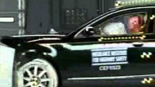 ► 2005 - 2008 Audi A6 - CRASH TEST