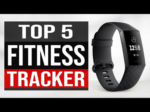 TOP 5: Best Fitness Tracker 2020