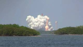 NASA Space Shuttle Atlantis STS-132 Launch 1080p HD May 14 2010
